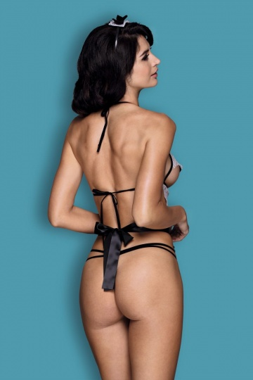 Пикантный костюм горничной Ciara