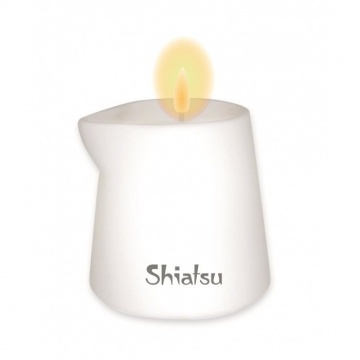 Массажная свеча с ароматом сандала - 130 гр.