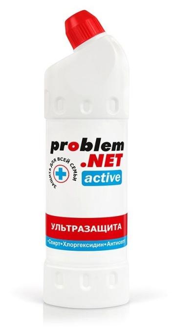 Обеззараживающий спрей для рук Problem.net Active - 1000 мл.