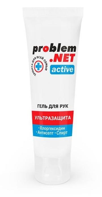 Антисептический гель Problem.net Active - 50 гр.