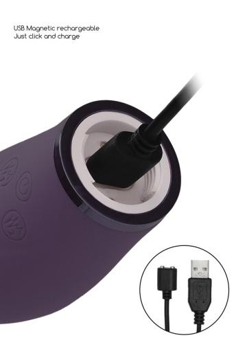 Фиолетовый эротический набор Pleasure Kit №1