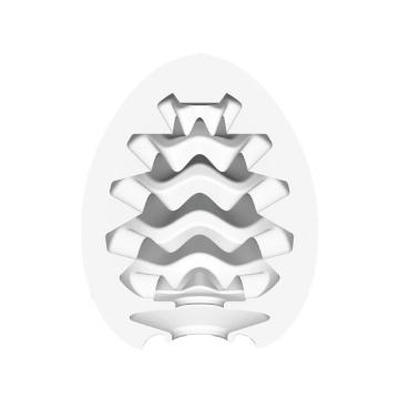 Мастурбатор-яйцо WAVY