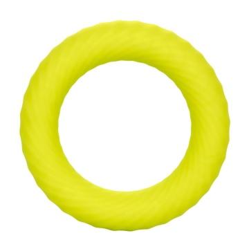 Лаймовое эрекционное кольцо Link Up Ultra-Soft Edge