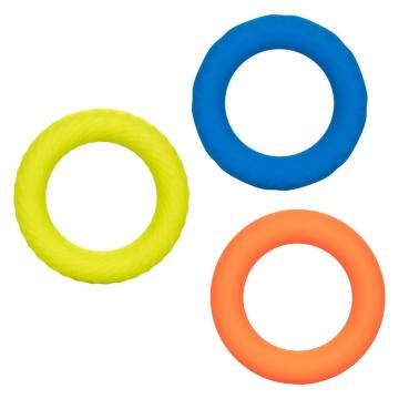 Набор из 3 эрекционных колец Link Up Ultra-Soft Climax Set