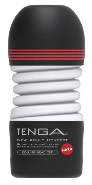 Мастурбатор TENGA Rolling Head Cup Hard