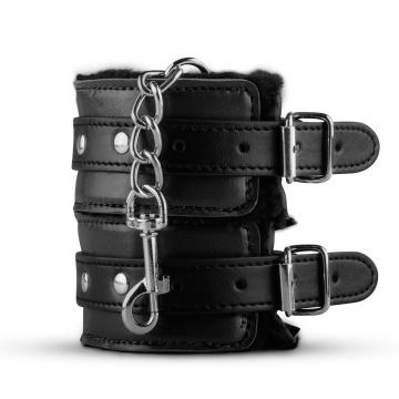 Черный эротический набор Bale Beginners Bondage Set