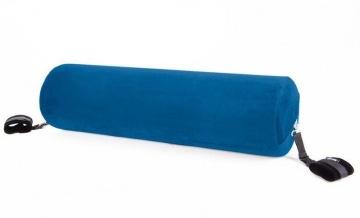 Синяя вельветовая подушка для любви Liberator Retail Whirl
