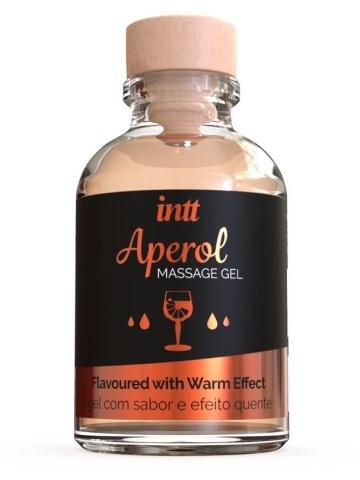 Массажный гель с согревающим эффектом Aperol - 30 мл.