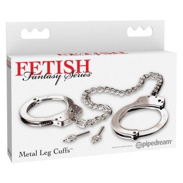 Металлические оковы на ноги Metal Leg Cuffs