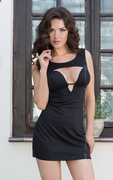 Сексуальное платье Dina с красивым декольте