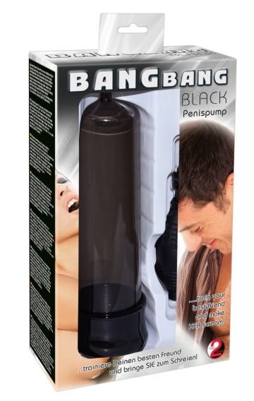 Вакуумная помпа Penis Pump Bang Bang