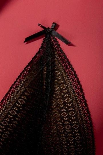 Роскошная сорочка Gill с двухцветным лифом