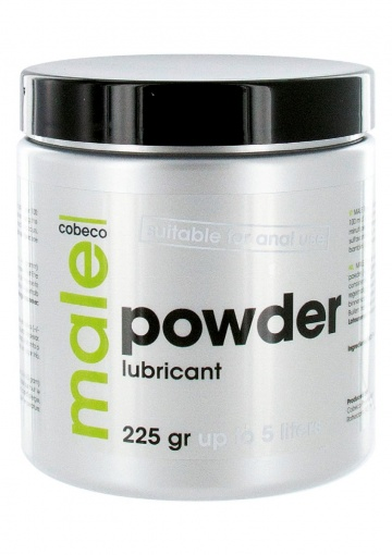 Пудра для создания смазки своими руками Cobeco Powder Lubricant - 225 гр.