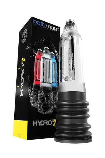 Прозрачная гидропомпа HYDRO7